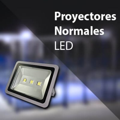 Proyectores/Focos LED Normales